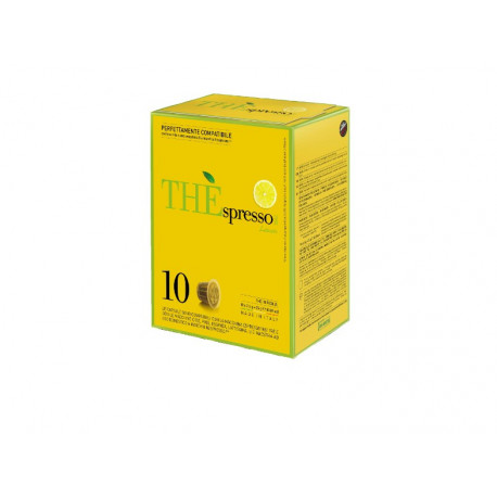 Vergnano Théspresso Lemon, 10ks