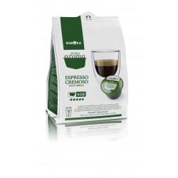 Gimoka Dolce Gusto Espresso Cremoso 16 ks