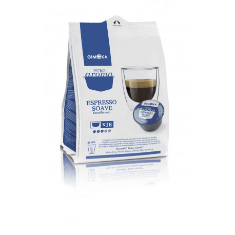 Gimoka Dolce Gusto Espresso Soave 16 ks