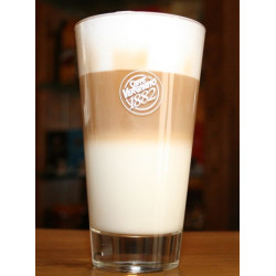 Vergnano sklenice Latte