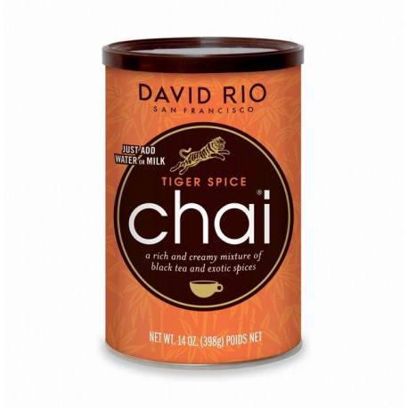 David Rio Chai Tiger Spicy 398 g