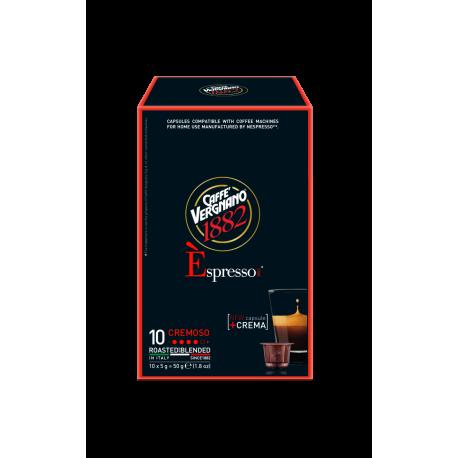 Vergnano Éspresso Cremoso