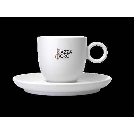 Porcelánový šálek Piazza d´Oro Lungo