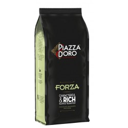 Piazza d'Oro Forza Zrno 3kg + 2x cappuccino šálek