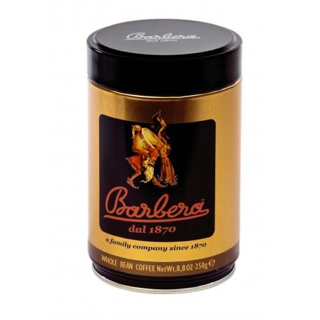 Barbera Coffee zrnková káva 250g